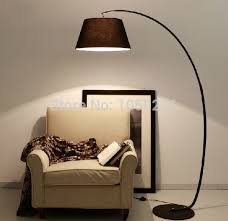 standing lamps for living room. Arc Floor Lamps American Country Style New Standing Lamp Living Room Black For
