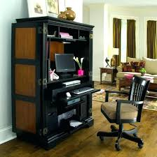 small office computer desk. Armoire Computer Desk Oak A Useful Furniture Piece For Small Home Office .