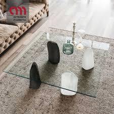 stone cattelan italia coffee table