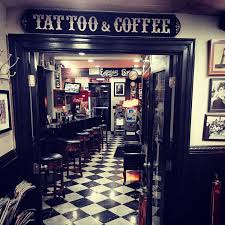 Tattoo Shop In The North End Boston Barber Tattoo Co