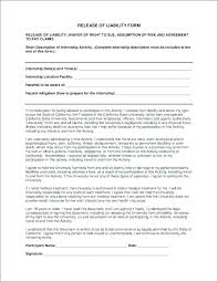 Liability Waiver Form Template Free General Liability Waiver Form Template Free Release Pretty