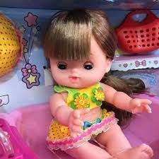 🐥Hộp búp bê cao cấp Lelia baby... - Búp bê barbie yêu dấu