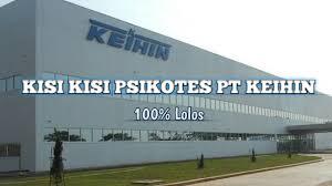 Pt also called pacific coast time. Kisi Kisi Psikotes Pt Keihin Indonesia Youtube