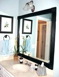 diy bathroom mirror frame ideas. Mirror Frame Ideas Diy Bathroom Decorating Give Your An Instant Update R
