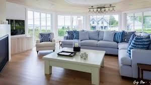 Coastal Living Room Furniture Ideas, Beach Style - YouTube