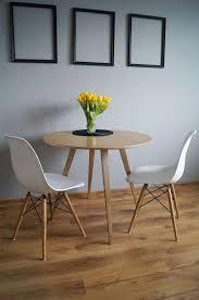 Table Ronde Table De Cuisine Style Scandinave Par Pracowniaembe