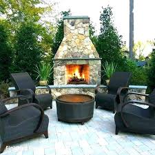 outdoor fireplace accessories fireplaces modular systems home depot decorative accesso