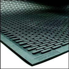 super se outdoor rubber mat