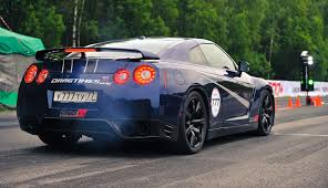 A nissan gt r is a race which outcome is known. Nissan Tuning Ams Gt R Alpha 12 Does 0 100km H In 13s