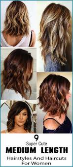 Cute Hairstyles For Shoulder Length Hair 258165 5 Ways To Style