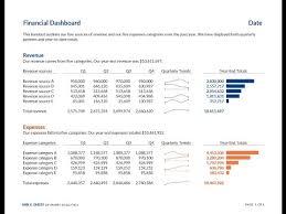 Excel Chart Revenue Vs Expenses Pie Chart Makeover Revenue And Expenses