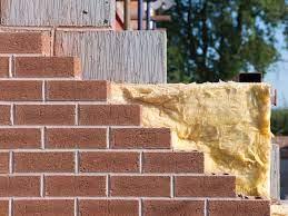 use expanding foam in cavity walls