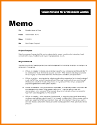 Business Memo Format Word How To Write Professional Reference