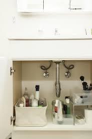 Bathroom Cabinet Organizer 5 Tips For Under The Sink Organization Remodelista