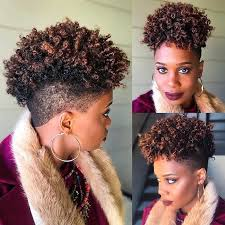 Shaved Hairstyles For Black Women 56 Inspiration 24 Best Short Natural Hairstyles For Black Women Page 24 Of 24