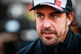 Formel 1: Fernando Alonso von Alpine nach Fahrradunfall im Krankenhaus -  DER SPIEGEL