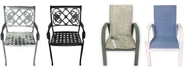 patio furniture repair restoration