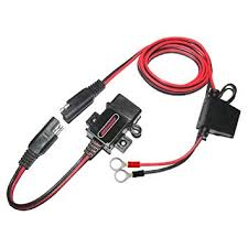 MOTOPOWER MP0609A 3.1Amp <b>Waterproof</b> Motorcycle <b>USB</b> ...
