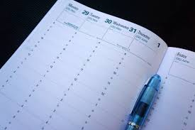 quo vadis minister weekly planning pages
