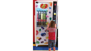 Jelly Bean Vending Machine Gorgeous Jelly Belly Bulk Vending Machine VendingMarketWatch