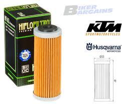 Hiflo Oil Filter Fitment Chart Oil Filter Ktm Hf652 Nz 13 90 Biker Bargains Deals For