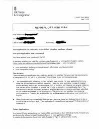 Reason For A Uk Visa Refusal Travel Stack Exchange