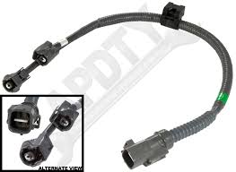 apdty 028143 engine knock sensor wiring harness for toyota lexus brand new engine knock sensor wiring harness pigtail connector assembly fits 1992 2001 lexus es300 fits 1999 2003 lexus rx300 fits 1995 2005 toyota avalon
