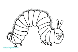 Caterpillar Coloring Page Caterpillar To Butterfly Life Cycle