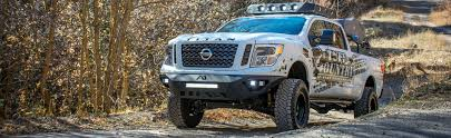 Raise your Nissan Titan or Titan XD 4 inches with a Lift Kit by ...