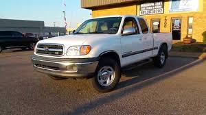 2000 Toyota #Tundra SR5 For Sale - YouTube