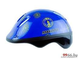 <b>Шлем Maxcity Baby Little</b> Rabbit S Blue, цена 43 руб., купить в ...