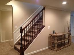 basement stairs railing. Basement Stair Railing Post Stairs