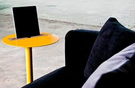 technology in furniture. Simple Technology View In Gallery Spellu0027s Nomad Table With Technology In Furniture N