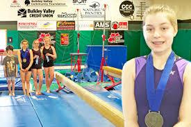 Morrison strikes gymnastics gold – Smithers Interior News