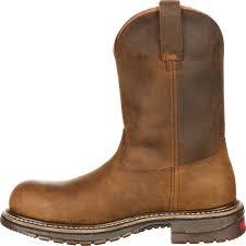 rocky original ride composite toe roper western boot
