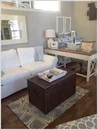 fresh small office space ideas home. Attractive Office Guest Room Ideas 44 Small Home Fresh Calm Cozy With Touches Of Beach Decor Space
