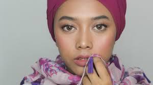 makeup natural untuk kulit sawo matang dara nitya