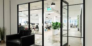 office glass windows.  Glass Office Sliding Glass Window Door Cr Laurence Windows  Commercial Replacement Inside