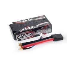 <b>Аккумулятор Sunpadow Li-Po 2S2P</b> 4500mAh 40C|80C TRX Short ...
