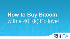 When selecting 401(k) investments you have many options depending on your risk tolerance and your desired portfolio. How To Buy Bitcoin With A 401 K Rollover Process Bitira