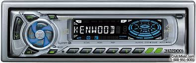 kenwood kdc 319 cd receiver with cd changer controls at Kenwood KDC 128 Wiring Harness at Kenwood Kdc 319 Wiring Harness