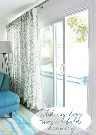 remarkable diy sliding glass door curtains with best 25 sliding door treatment ideas only on