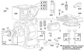 briggs and stratton 80200 series parts list and diagram 2201 click to close