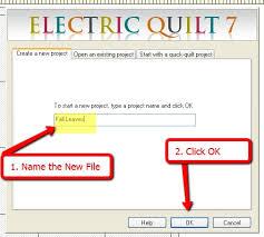 23 best EQ7 Electric Quilt Tutorials images on Pinterest | Bellis ... & Morning Glory Designs: EQ7 Tutorials Adamdwight.com