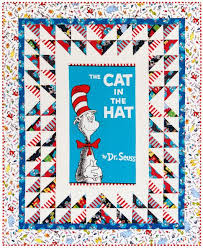 81 best Dr. Seuss fabric projects images on Pinterest | Quilt ... & Love Those Panels Designer Pattern: Robert Kaufman Fabric Company. Features  Celebrate Seuss!, · Kid QuiltsBaby ... Adamdwight.com