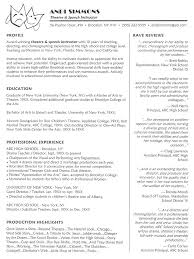 technical theatre resume templates theatre resume templates technical theatre resumes luxury resume new