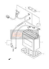 <b>Suzuki LT</b>-A500XP(Z) KINGQUAD AXi 4x4 2013 Spare Parts - MSP
