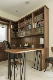 wrap around office desk. terrific wrap around desk used u shaped office palm home and tile flooring