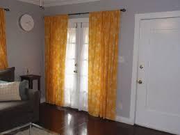 Orange Bedroom Curtains Orange And White Chevron Curtains Free Image