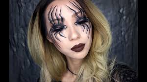 spider eyes makeup tutorial 2016